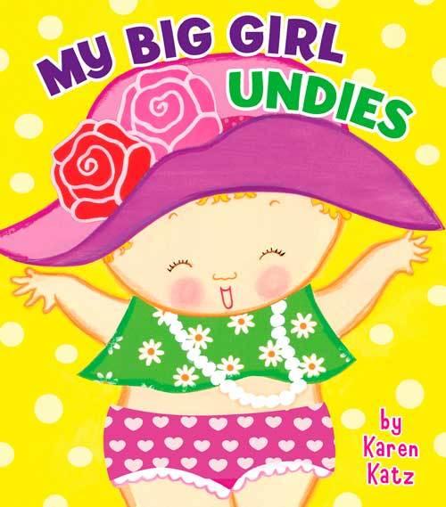 My Big Girl Undies book