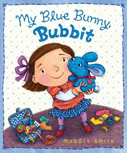 My Blue Bunny, Bubbit book