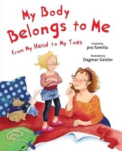 My Body Belongs to Me from My Head to My Toes book