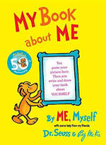 My Book About Me book