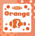 My Book of Orange book