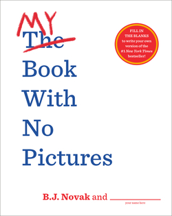 My Book with No Pictures book