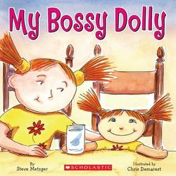 My Bossy Dolly book