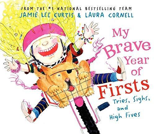 My Brave Year of Firsts book