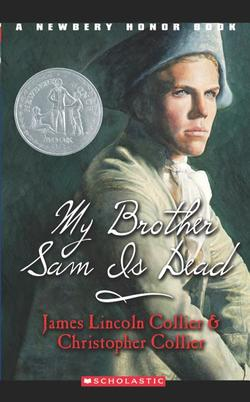 My Brother Sam Is Dead book