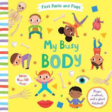My Busy Body book