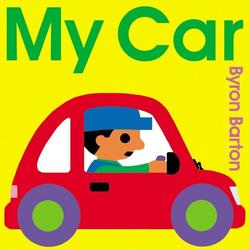 My Car Board Book book