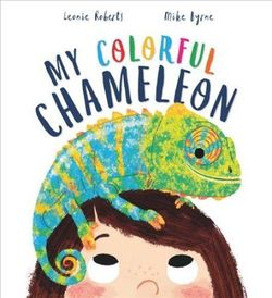 My Colorful Chameleon book