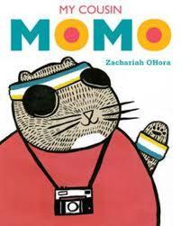 My Cousin Momo book