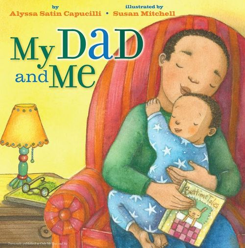 My Dad and Me book