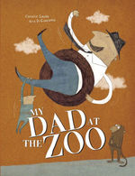 My Dad at the Zoo book