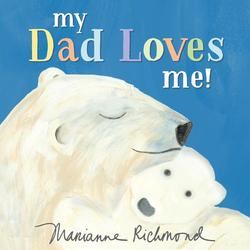 My Dad Loves Me! book