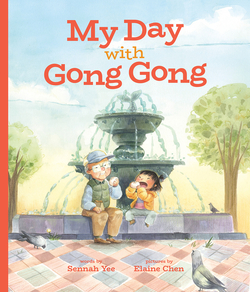 My Day with Gong Gong book