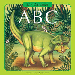 My Dinosaur ABC book