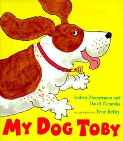 My Dog Toby book