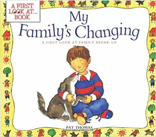 My Family's Changing book