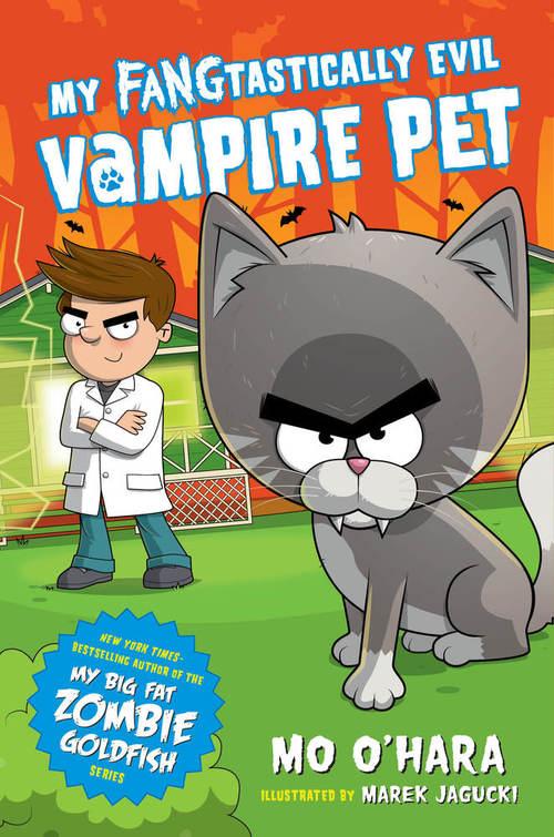 My FANGtastically Evil Vampire Pet book
