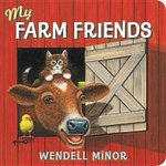 My Farm Friends book