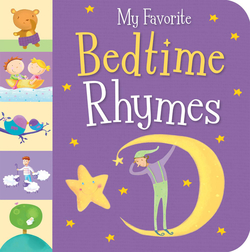 My Favorite Bedtime Rhymes book