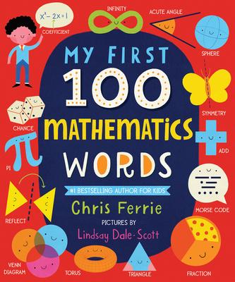 My First 100 Mathematics Words book