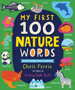 My First 100 Nature Words book
