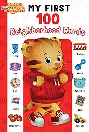 My First 100 Neighborhood Words book