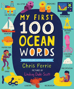 My First 100 Ocean Words book