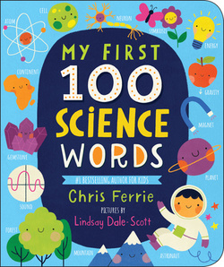 My First 100 Science Words book