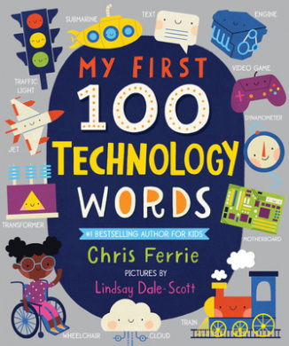 My First 100 Technology Words book