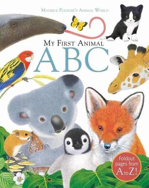 My First Animal ABC book