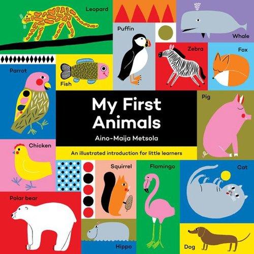 My First Animals book