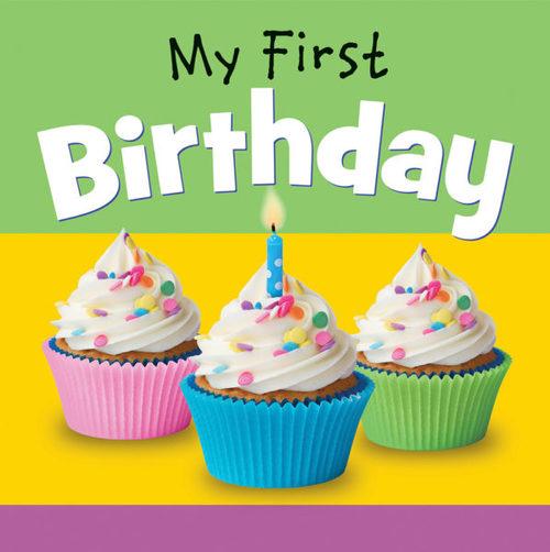 My First Birthday book