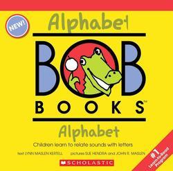 My First Bob Books: Alphabet book