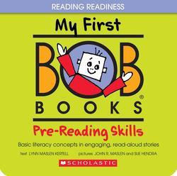 My First Bob Books: Pre-Reading Skills book