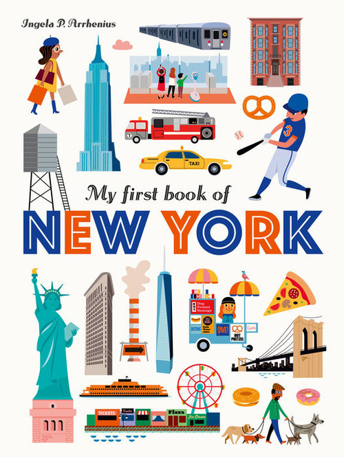 My First Book of New York book
