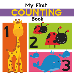 My First Counting Book: Illustrated book