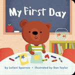 My First Day book