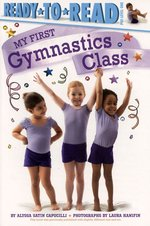 My First Gymnastics Class book