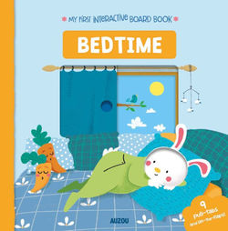 My First Interactive Board Book: Bedtime book