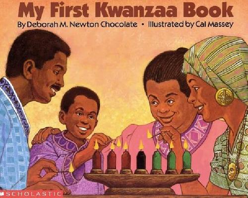 My First Kwanzaa Book book