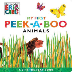 My First Peek-a-Boo Animals book