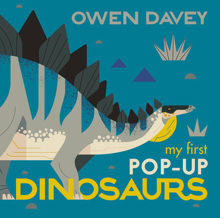 My First Pop-Up Dinosaurs book