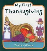 My First Thanksgiving book