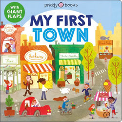 My First Town book