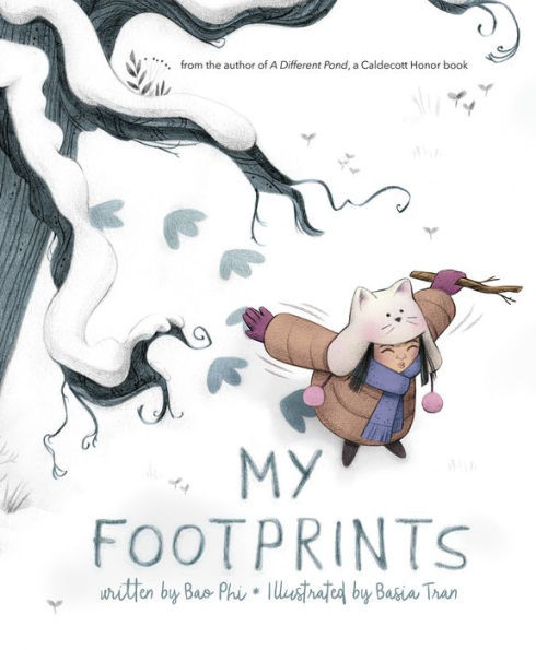 My Footprints book