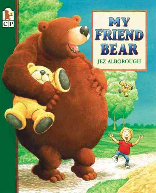My Friend Bear book