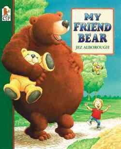 My Friend Bear book