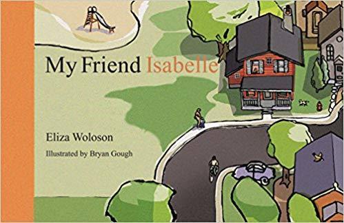 My Friend Isabelle book
