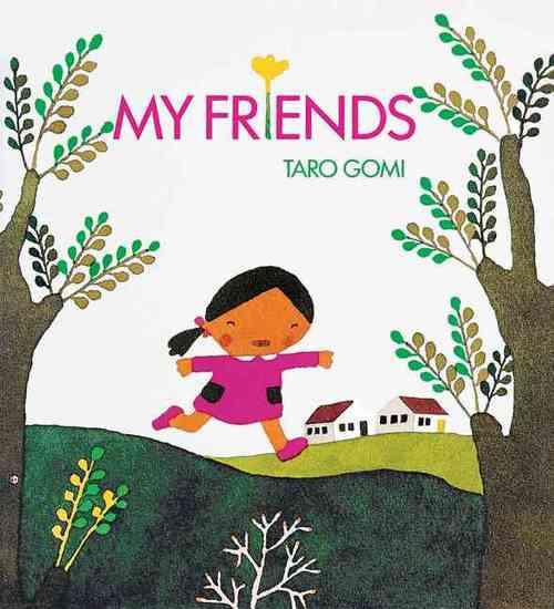 My Friends book