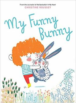 My Funny Bunny book